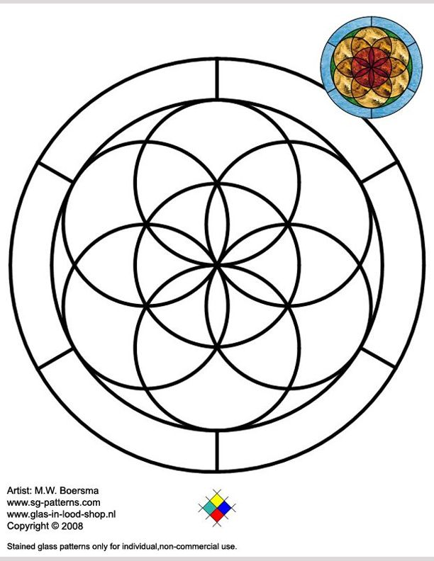 ☆ Stained Glass Patterns For FREE ☆ Stained Glass Patterns For Unique Free Stained Glass Patterns