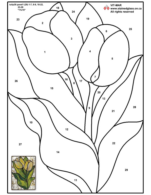 Stained Glass Patterns For FREE Stained Glass Patterns For FREE Gorgeous Free Stained Glass Patterns